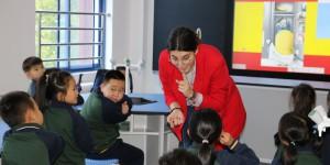 西安北大新世纪学校:第二外语教学让学生用语言扣响世界之门