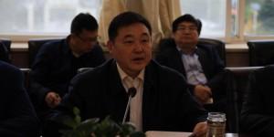 渭南师范学院召开党委理论学习中心组2020年第15次学习会议