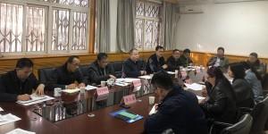 西部高等教育评估中心副主任徐菲、周荣莲走访西安石油大学调研
