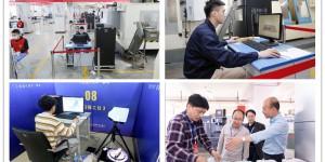 2021年陕西省高职院校技能大赛两个赛项选拔赛在陕西国防职院举办