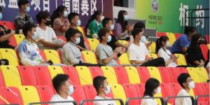 第十四届全国运动会篮球项目测试赛(渭南赛区)圆满结束
