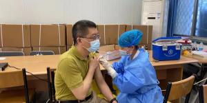 陕西能源职业技术学院师生顺利完成新冠疫苗第一剂接种工作