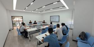 陕西国防工业职业技术学院召开高水平专业群建设工作推进会