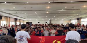 """陕西能源职业技术学院举办""""百年辉煌,以声献礼""""红色经典诵读赛"""