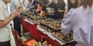 陕西财经职业技术学院开展2021年食品安全宣传周活动