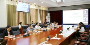 西安航空职业技术学院副校长郭红星参加德国大学校长中国行活动