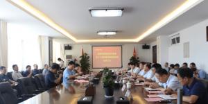 省委党史学习教育第十三巡回指导组到渭南师范学院开展第二轮巡回