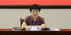 省委任命张志昌同志任商洛学院党委委员、党委书记