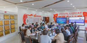 """神木职业技术学院与多家企业举行""""校企合作签约仪式"""""""