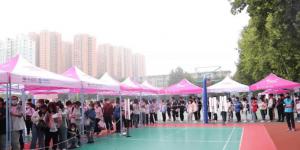 陕西能源职业技术学院开展2021级新生入学温暖关爱行活动