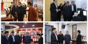宁夏工商职业技术学院到陕西财经职业技术学院调研交流