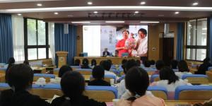 陕财职院邀请宝鸡社火脸谱省级工艺美术大师张星来校开展讲座