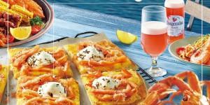 必胜客夏日海鲜季带你享用环太平洋的海洋美味 你喜欢哪一款?