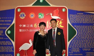 中狮之夜为公益绽放暨2017—2018年度荣誉表彰颁奖盛典隆重举行