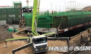 曲江七小建设如期推进 9月将招生36个班