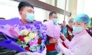 团圆日!首批援鄂返陕医务人员与家人团聚