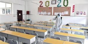西安529所学校准备开学 免费提供400万只口罩