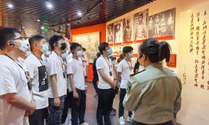 西京学院党史学习实践团开展暑期社会实践活动