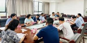 陕西航空职业技术学院赴汉中职业技术学院交流教学质量管理工作