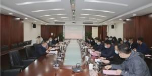 陕西省教育厅副厅长刘宝平一行调研检查西安翻译学院开学准备工作