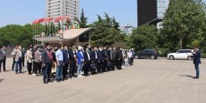 渭南师范学院组织开展开学前疫情防控演练