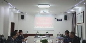 西安海棠职业学院与洛南县职教中心签订联合办学协议