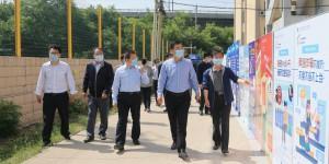 陕西工业职业技术学院迎来首批4500余名学生顺利返校