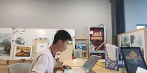 有朝气敢作为,青春未来可期  西安培华学院青年学子的创业之路