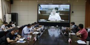 西安石油大学参加全省高校2020届毕业生就业工作推进网络视频会议