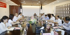 西安石油大学与陕西欧菲德环保科技公司开展合作交流活动