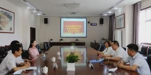 西安海棠职业学院与彬州市职教中心签订联合办学协议