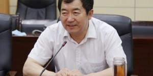 中石油煤层气公司首席技术专家韩军一行来访西安石油大学交流座谈