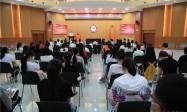 西安培华学院附属西安唐城医院揭牌仪式举行
