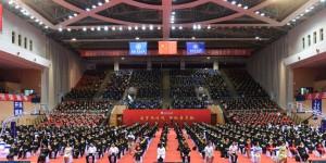 西北工业大学举行2020届本科毕业典礼暨学位授予仪式