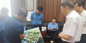 陕西能源职业技术学院与蒲城县开展校地合作洽谈