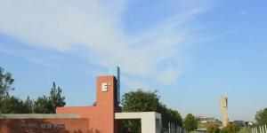 模块化、灵活性、可持续  在西安欧亚学院遇见最向往的校园环境