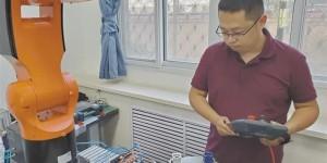 宝鸡文理学院副教授李亮:聚焦机器人关键技术