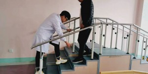 西安海棠职业学院优秀校友刘名生:康复师是我最好的一面