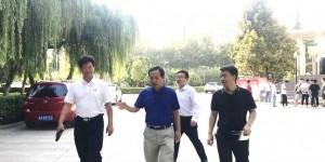 陕西能源职业技术学院校领导带队进行新学期开学检查