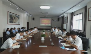 西安海棠职业学院召开专项部署会议,全力做好创文工作