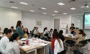 西安欧亚学院学生发展处开展2020级新生辅导员专题培训
