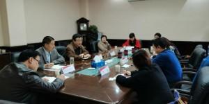 西安工程大学与宁夏/浙江新澳羊绒有限公司举行校企产学研合作