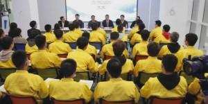 产教融合、校企协同  FANUC英才班在陕西国防职院顺利开班