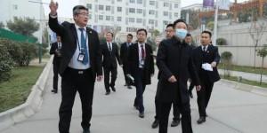 西安海棠职业学院开展学院秋冬季疫情防控及校园安全工作专项督查