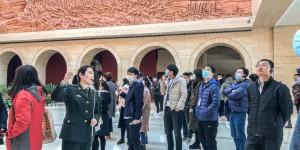 陕西国防工业职业技术学院组织新入职教师赴延安开展主题教育培训