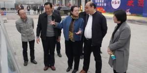 省委教育工委副书记、教育厅副厅长刘建林到宝鸡职院调研指导工作