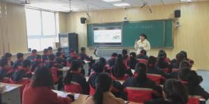 延安职业技术学院到志丹县开展送培教育帮扶活动