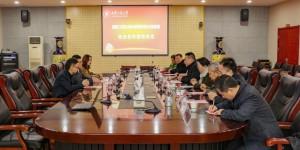 """西安工程大学与陕西多彩企业集团签约设立""""多彩专业实践奖学金"""""""