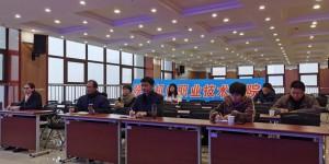 陕西机电职院组织师生参加全国普通高校毕业生就业创业网络会议