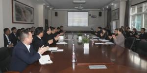 省教育系统文明校园创建工作专家组对西安海棠职业学院测评验收